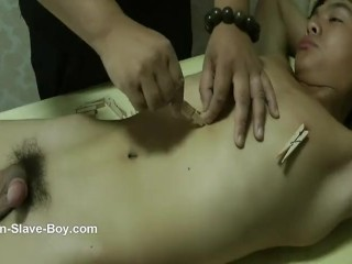 Smooth Asian Lackey Chum Got Hunger Clips
