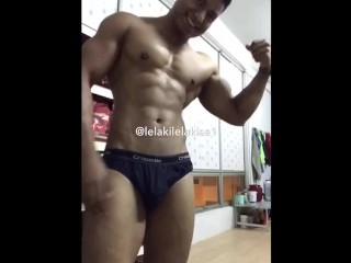 Hot Husky Asian Guys Masterbation Submit To Cam Show